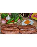 Cuisine réunionnaise saucisses fumées boucané