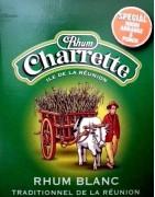 Alcools, rhums réunion, punch pays, Charette, Isautier, Rivière du mat, colis alcools - colis letchis reunion