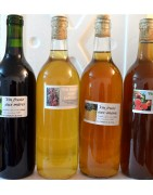 Alcools, vins de cilaos, rouge, blanc, rosé, vins fruités, colis alcools - colis letchis reunion