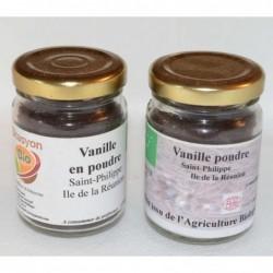Poudre de Vanille Réunion...