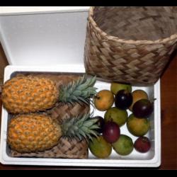 Colis Mangue, Ananas...