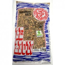 Café Le Lion grains verts 1 kg