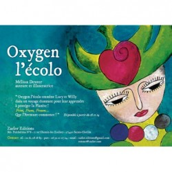 livre Oxygen L'Ecolo -...