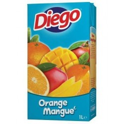 Jus de fruits Diego Orange...