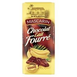 Chocolat Mascarin Lait Banane