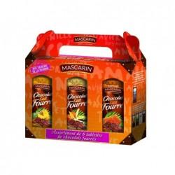 Chocolat Mascarin Valisette...