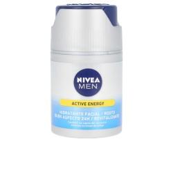 MEN SKIN ENERGY crema hidratante Q10 50 ml