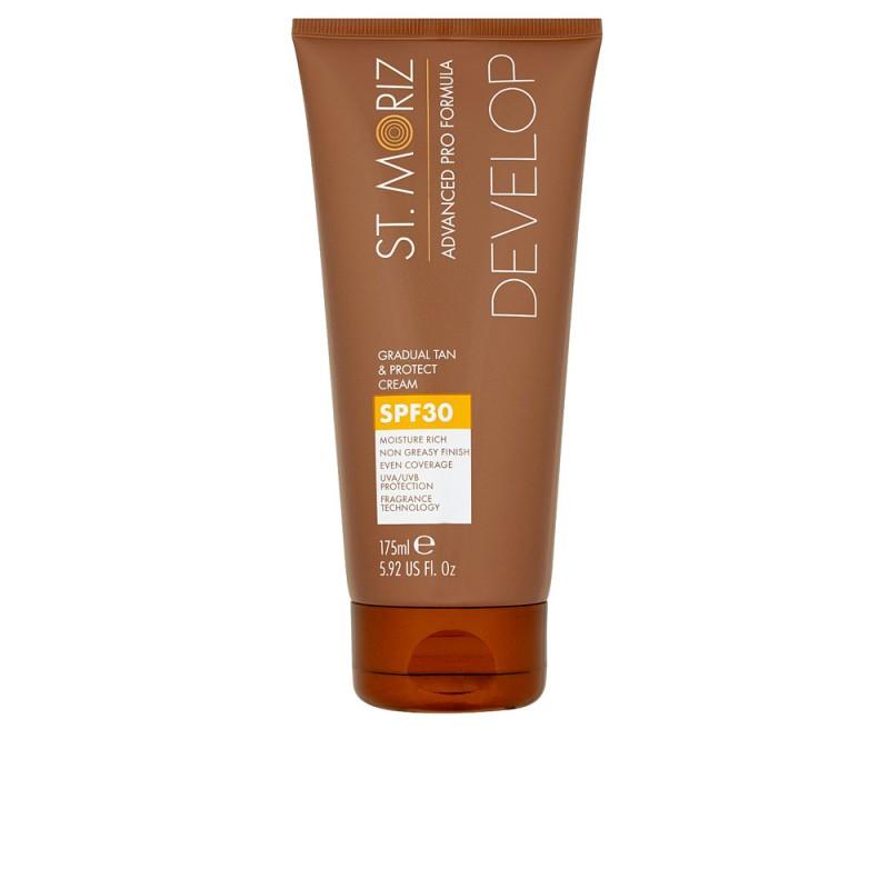 ADVANCED PRO FORMULA gradual tan & protect cream SPF30 175 m