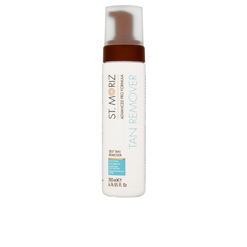 ADVANCED PRO FORMULA self tan remover mousse 200 ml