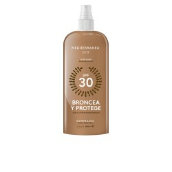 BRONCEA Y PROTEGE suntan lotion SPF30 200 ml