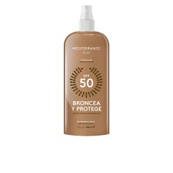 BRONCEA Y PROTEGE suntan lotion SPF50 200 ml