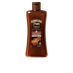 COCONUT tropical tanning oil SPF4 200 ml