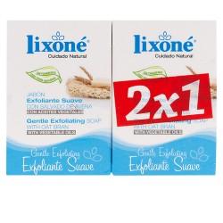 SALVADO AVENA jabón exfoliante suave 2 x 125 gr