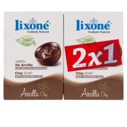 ARCILLA jabón piel grasa 2 x 125 gr