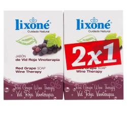 VID ROJA jabón piel delicada o grasa 2 x 125 gr