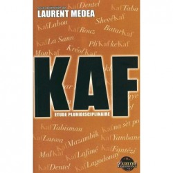 livre KAF - Zarlor Editions