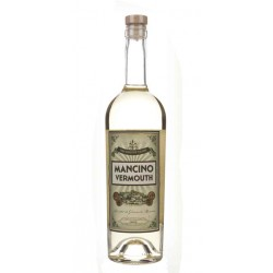 Vermouth Mancino Seco El Vermouth Mancino Seco esta elaborado con una infusion de 19 ingredientes botanicos naturales y el espi
