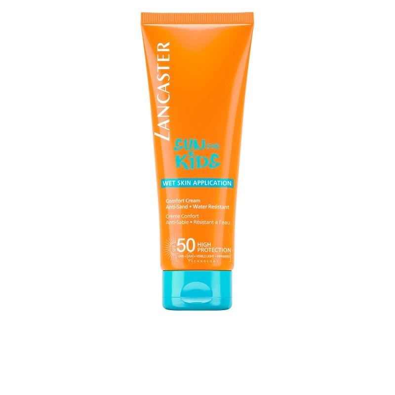 SUN KIDS comfort cream wet skin SPF50 125 ml