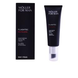 POUR HOMME moisturizing detox gel cream 50 ml