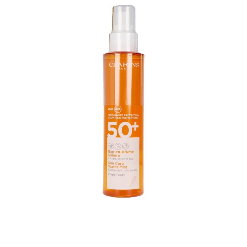 SOLAIRE eau en brume corps SPF50+ vaporisateur 150 ml