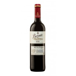 Vino Tinto Beronia Crianza EcologicoEl vino tinto Beronia Crianza Ecologico pertenece a la bodega Beronia integrada desde 1982