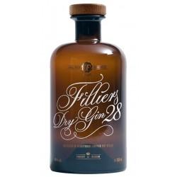 GINEBRA FILLIERS DRY GIN 28 50 CLLa Ginebra Filliers Dry Gin 28 esta elaborado en el Belgica Nacio posteriormente a la primera