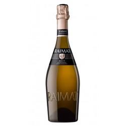 El Cava Raimat Cim Del Turo Brut Nature Reserve de Bodega Raimat nos presenta este vino DO Cava creado a partir de las variedad