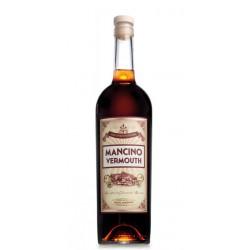 Vermouth Mancino Rosso El Vermouth Mancino Rosso es elaborado a partir de la maceracion de 38 ingredientes botanicos sobre la b