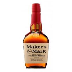 WHISKY MAKER S MARK El Whisky Maker s Mark es un whisky de escasa produccion que continua elaborandose con las tecnicas tradici