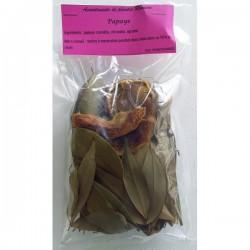 Preparation rhum arrange papaye