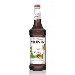 Sirope Irlandes MoninSabor similar al de la crema irlandesa un licor crema a base de whisky crema y cafe Perfecto para crear ca