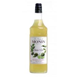 Sirope Lima Monin Citron VertSirope Monin Lima esta inspirado en este fruto tropical conocido como el limon sudamericano el cua