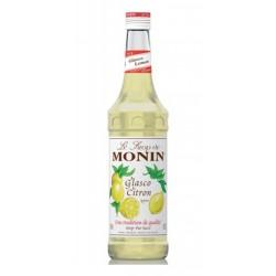 Sirope Limon Monin GlascoCon el caracteristico sabor agridulce y el aroma refrescante del limon Se puede anadir el estimulante