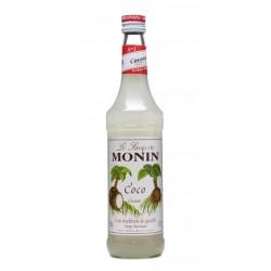 Sirope Monin Coco El Sirope Monin Coco esta elaborado con los mejores ingredientes y puro azucar de cana tiene un sabor altamen