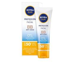 SUN FACIAL BB anti-edad SPF50+ 50 ml