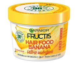 FRUCTIS HAIR FOOD banana masque ultra nutritiva 390 ml
