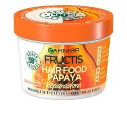 FRUCTIS HAIR FOOD papaya masque réparateur 390 ml