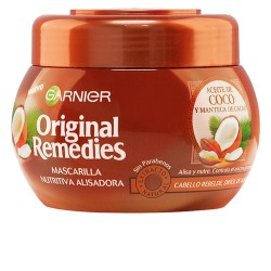 ORIGINAL REMEDIES masque aceite coco y cacao 300 ml