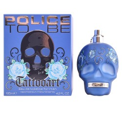 TO BE TATTOO ART edt vaporisateur 125 ml