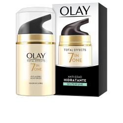 TOTAL EFFECTS anti-edad hidratante sin parfum 50 ml