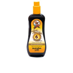 SUNSCREEN SPF6 spray carrot oil formula 237 ml