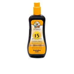 SUNSCREEN SPF15 spray oil hydrating formula 237 ml