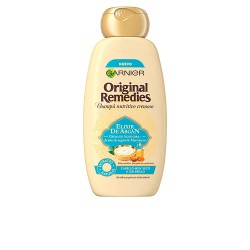 ORIGINAL REMEDIES champú elixir de argan 300 ml