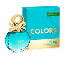 COLORS BLUE edt vaporisateur 50 ml