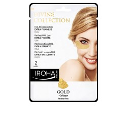 GOLD tissue eyes patches extra firmness 2 pcs