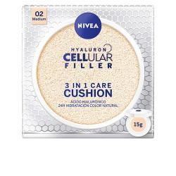 HYALURON CELLULAR FILLER 3in1 care cushion 02 medium 15 gr