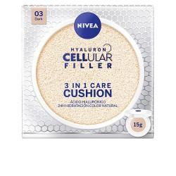 HYALURON CELLULAR FILLER 3in1 care cushion 03 dark 15 gr