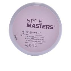 STYLE MASTERS fiber wax 85 gr