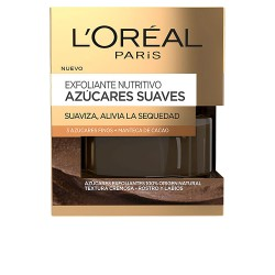 AZUCARES SUAVES exfoliante nutritivo rostro&labios 50 ml