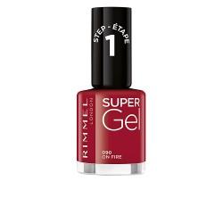 KATE SUPER gel nail polish 090 on fire
